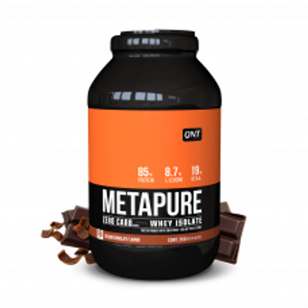 QNT Metapure Whey Protein Isolate 908g