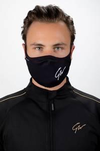 Bilde av Gorilla Wear Face Mask - sort ansiktsmaske