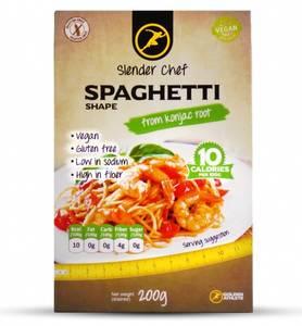 Bilde av Slender Chef Spaghetti Shape - 1 x 200g