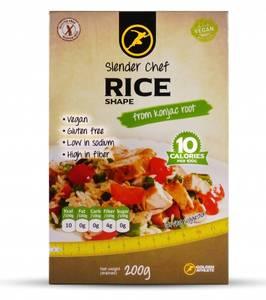 Bilde av Slender Chef Rice Shape 20 x 200g