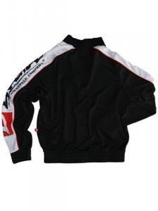 """Bilde av Brachial Zip Sweater """"Image"""" Black/white"""
