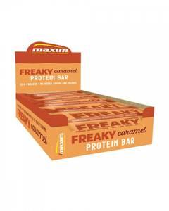 Bilde av Maxim Proteinbar Freaky Caramel 12x55g