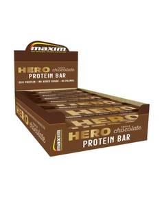 Bilde av Maxim Proteinbar Hero Triple Chocolate 12x55g