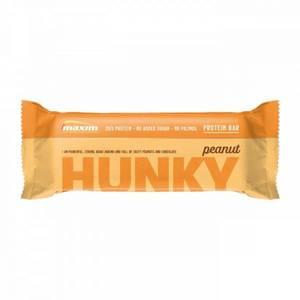 Bilde av Maxim Proteinbar Hunky Peanut 12x55g