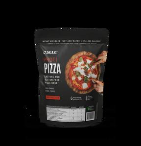 Bilde av Self Proti Pizza Powder - 540g - Pizzamel