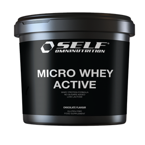 Bilde av Self Micro Whey Active 1 kg - Proteinpulver