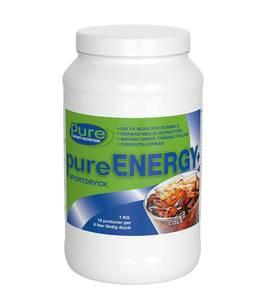 Bilde av Pure Energy Powder  2kg . Sportsdrikk