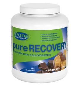 Bilde av Pure Recovery Powder 2 kg - Resitusjonsdrikk