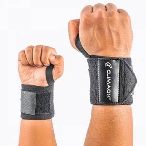 Bilde av Climaqx Wrist Wraps - Black