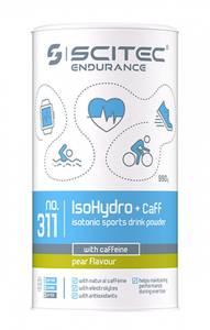 Bilde av Scitec Endurance IsoHydro + Caff 990g