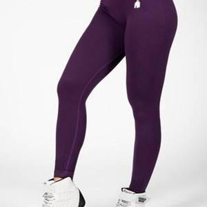 Bilde av Gorilla Wear Neiro Seamless leggings - lilla