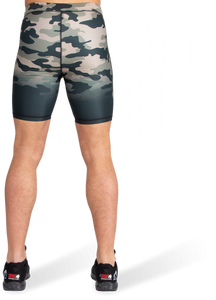 Bilde av Gorilla Wear Franklin Men's Shorts - Army Green