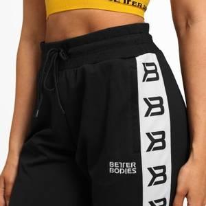 Bilde av Better Bodies Chelsea Track Pants - Black