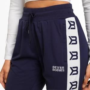 Bilde av Better Bodies Chelsea Track Pants - Dark Navy