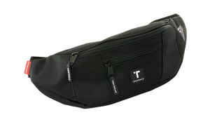 Bilde av Trec Wear Bumbag Classic Large Black - Rumpetaske