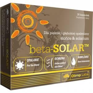 Bilde av Olimp Beta Solar 30 kaps - BetaKaroten