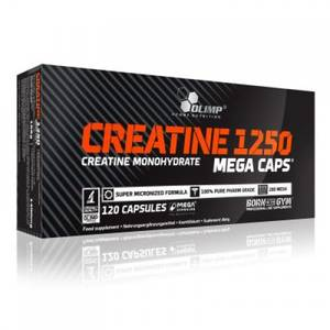 Bilde av Olimp Creatine 1250 Mega Caps - 120 caps