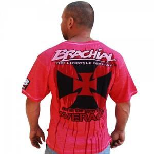 Bilde av Brachial Twister T-skjorte - Salmon