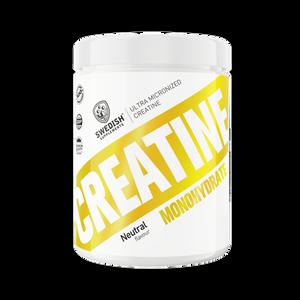 Bilde av Swedish Supplements Creatine Monohydrate 500g