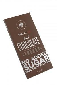 Bilde av HealthyCo Sjokoladeplate 100g - Dark Chocolate