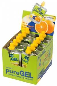 Bilde av Pure Gel Liquid 12x90g Orange - Sportsdrikk