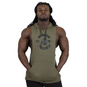 Bilde av Gorilla Wear Lawrence Hooded Tank Top - Army