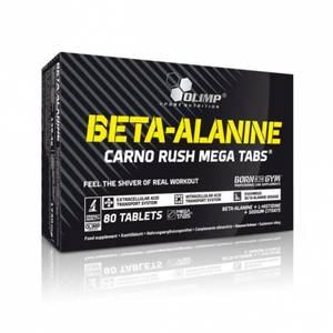 Bilde av Olimp Beta-Alanine Carno Rush 80 tabletter