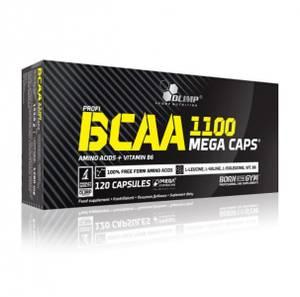Bilde av Olimp BCAA 1100 Mega Caps - 120 kaps