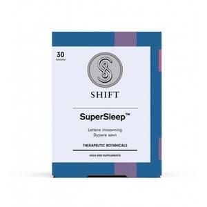 Bilde av SuperShift SuperSleep 30 tabs