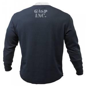 Bilde av Gasp Thermal Gym Sweater Asphalt- Treningsgenser