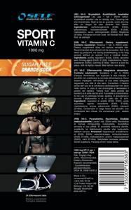 Bilde av 3 for 2 - Self Sport Vitamin-C 1000 mg - 3x20