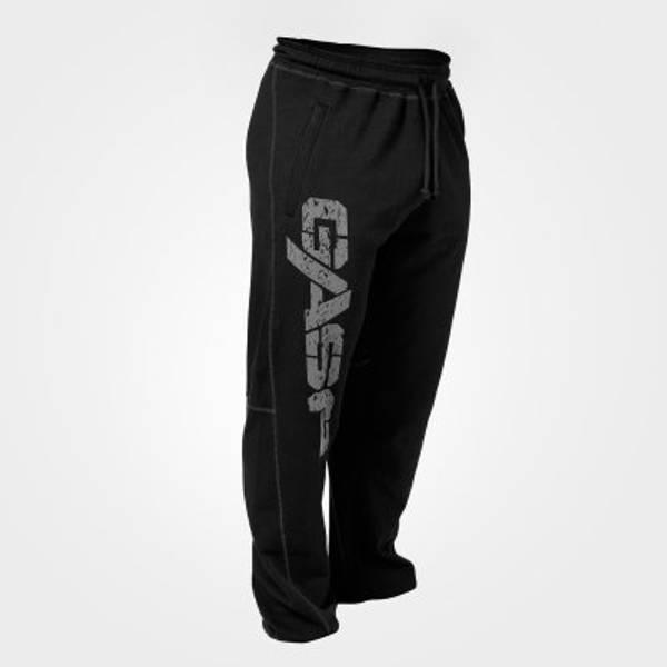 Gasp Vintage sweatpants Black - Treningsbukse