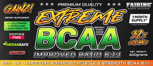 Bilde av Fairing 2 x Extreme BCAA - 2x400 g