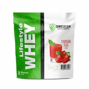 Bilde av Swedish Supplements Lifestyle Whey Protein 1 kg -