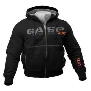 Bilde av Gasp 1.2 lbs Hoodie Black - Treningsjakke