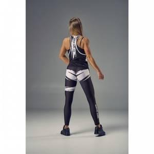 Bilde av Live & Fight Women's Leggings - Classic Black &