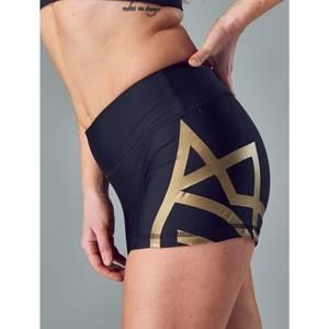 Bilde av Live & Fight Women's Shorts - Black