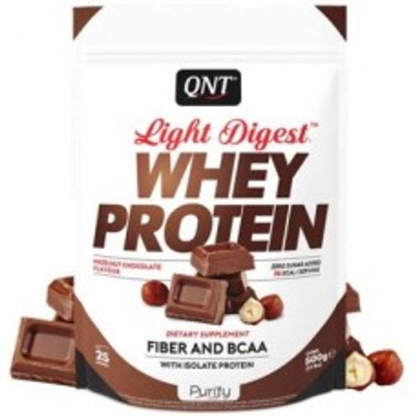 QNT Whey Protein Light Digest 500g