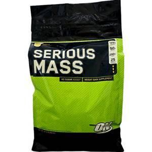Bilde av Optimum Nutrition Serious Mass 5,45 kg -
