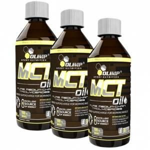 Bilde av Olimp MCT Olje 400 ml - Fettsyrer
