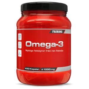 Bilde av Fairing Omega 3 - 450 kaps