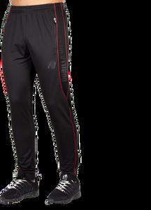Bilde av Gorilla Wear Branson Pants - Black/Red -