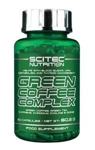 Bilde av Scitec Green Coffee Complex 90 caps