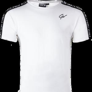 Bilde av Gorilla Wear Chester Tee - Hvit t-skjorte