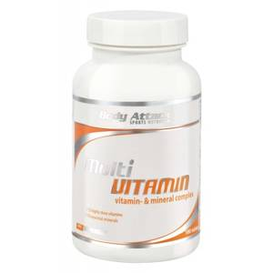 Bilde av Body Attack Multivitamin 100 stk - Vitaminer &
