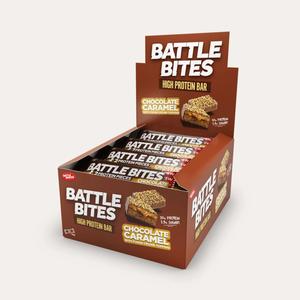 Bilde av Battle Bites 12x62g - Chocolate Caramel