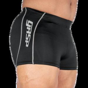 Bilde av Gasp Logo hotpant V2 - Sort Shorts