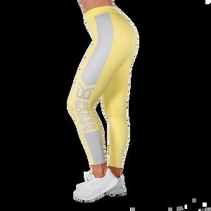 Bilde av Better Bodies Chrystie High Tights - Gul tights