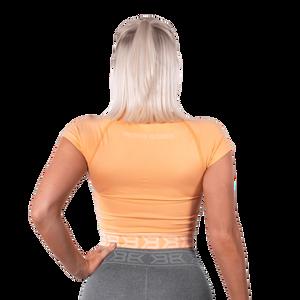 Bilde av Better Bodies Sugar Hill Tee - oransje t-skjorte