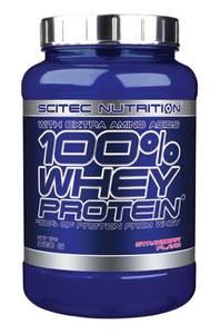 Bilde av Scitec 100% Whey Protein - 920g - Proteinpulver